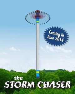 New ride planned to tower over Adventureland in 2014