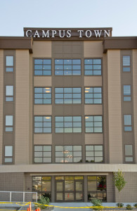 Student living options increase