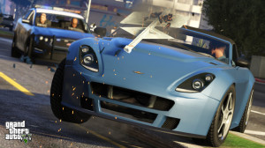 Review: GTA V offers chaotic fun