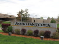 A view of the current Ankeny YMCA, located at Northview Middle School.