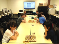 Chess Club draws new players