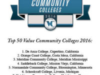 "DMACC Makes ""Top 10 Value Community Colleges"" out of over 1700 in national ranking"