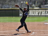 Jacobsen excels in softball season