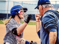 Jacobsen Continues Softball at Ole Miss