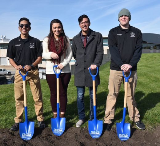 Construction begins on criminal justice training facility