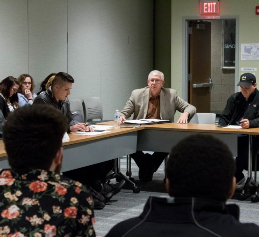 Students weigh in on board's security decision