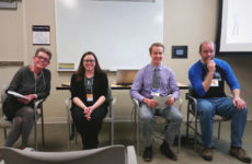 Four 'failures' from DMACC succeed at honors conference