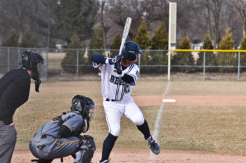 DMACC splits home opener as season is put on hold