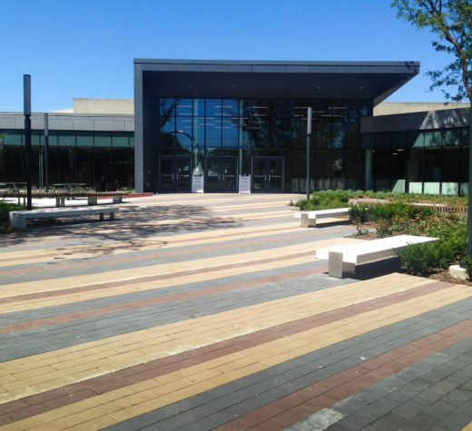 Building 5, DMACC Ankeny Campus. Photo by Andy Langager