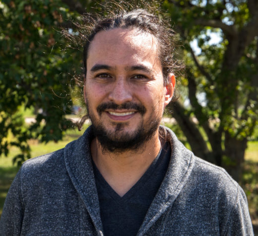 Q&A with new video faculty Miguel Tarango